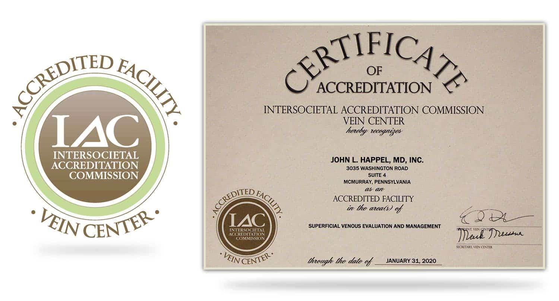 IAC certification